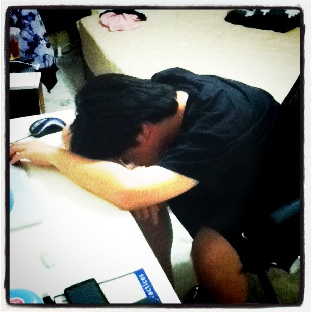 不勝酒力之人。 (Taken with Instagram at G.R.A.Y. + K.)